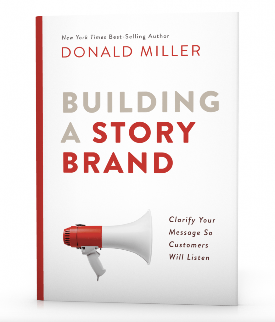 Building a Story Brand Cover