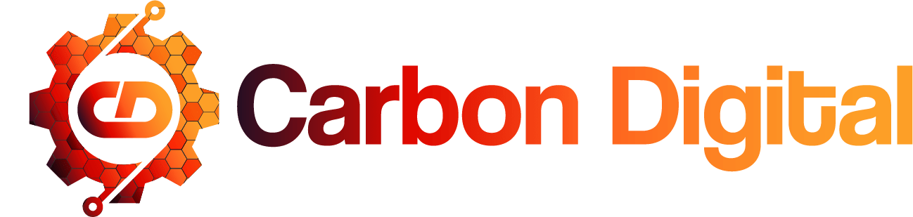 Carbon Digital Web Logo