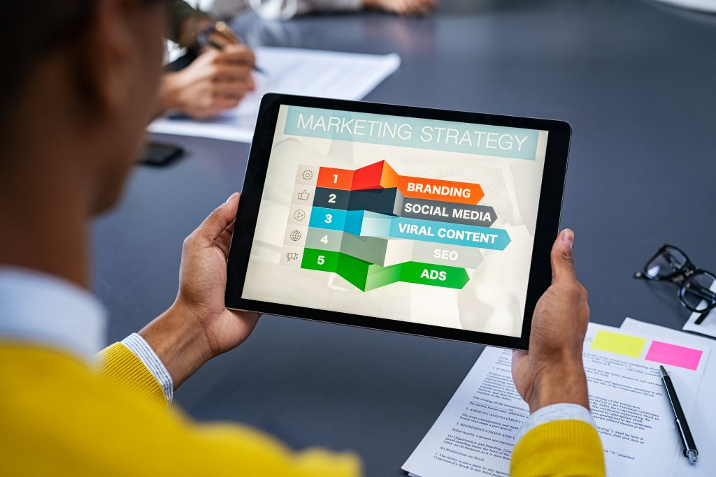 Carbon Digital Service for Marketing