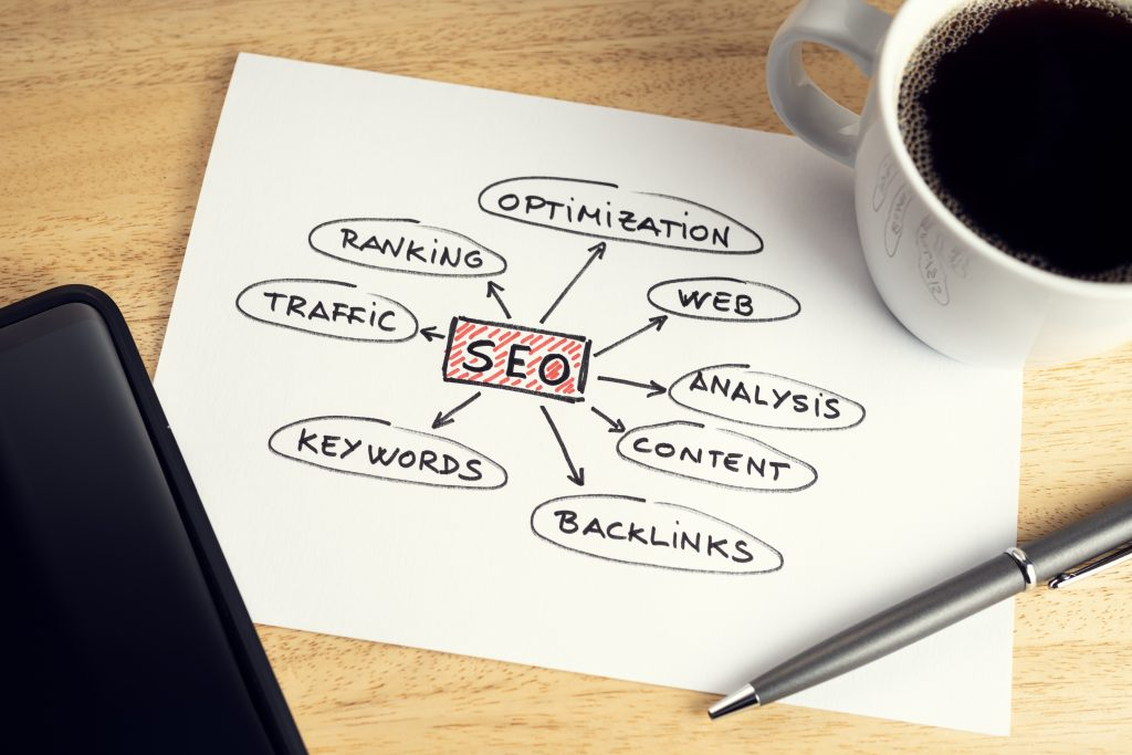 Carbon Digital Service for Search Engine Optimization (SEO)