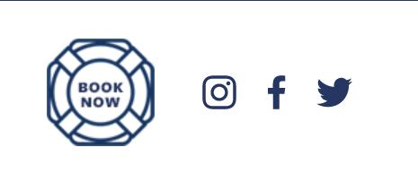 Capri Southampton Header Social block
