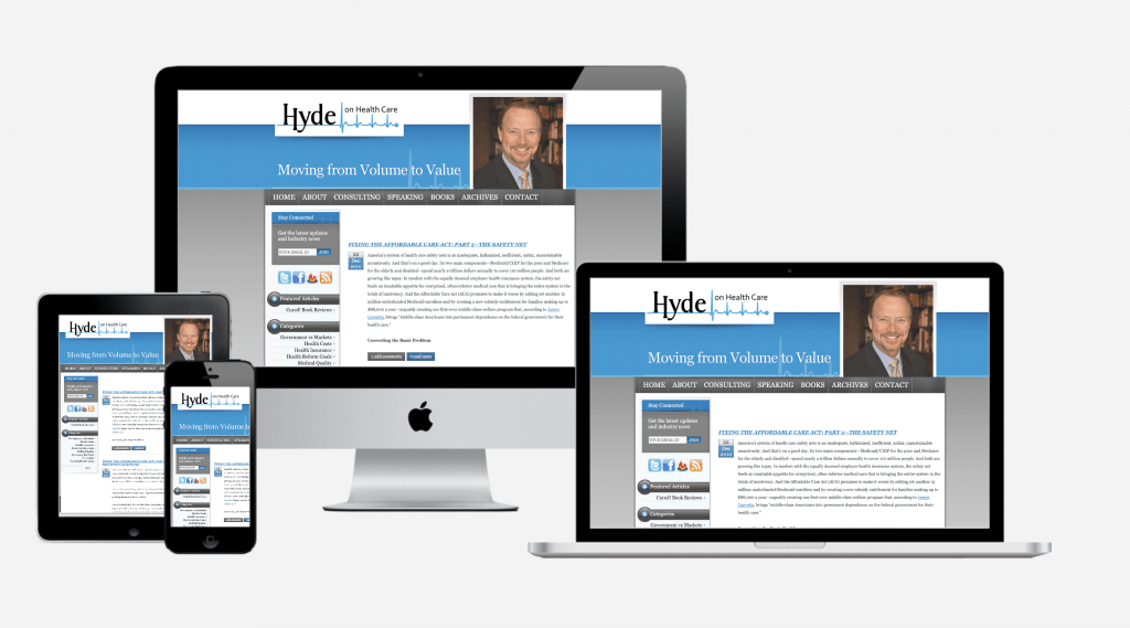 Carbon Digital Project Featured Image for Hyde on Health Care