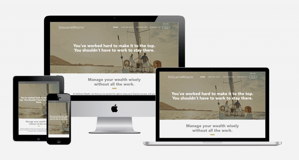 Carbon Digital Project Featured Image for Shellman Wealth