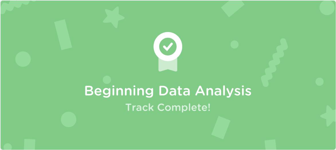 Treehouse Data Analysis 20200505
