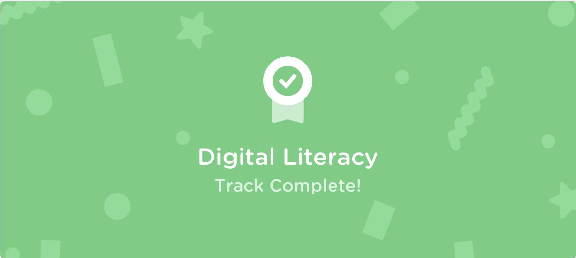 Treehouse Digital Literacy Cert