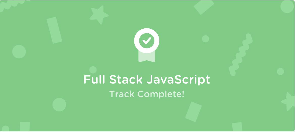 Team Treehouse Full Stack Javascript Certification