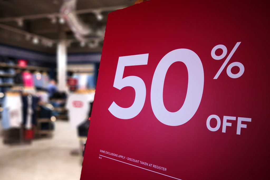 e-commerce email for limited time offers
