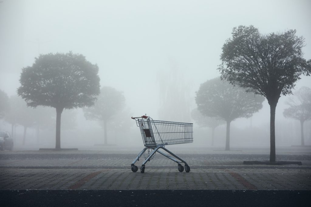 e-commerce email for abandoned carts